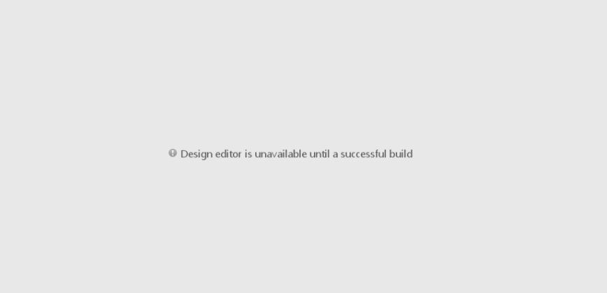 Android Studio Design Editor Is Unavailable Unit A Success Build 程序员大本营