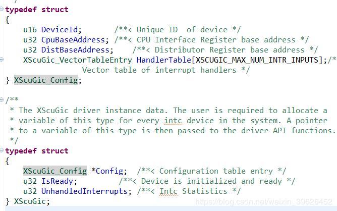Xilinx ZYNQ GPIO INTC学习笔记- 程序员大本营